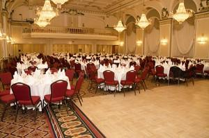 Image Audiovisuals Dining Event