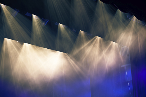 Image Audiovisuals Theater Stage Lighting