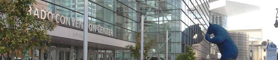 Colorado Convention Center picks Image AV as their preferred on-site AV provider