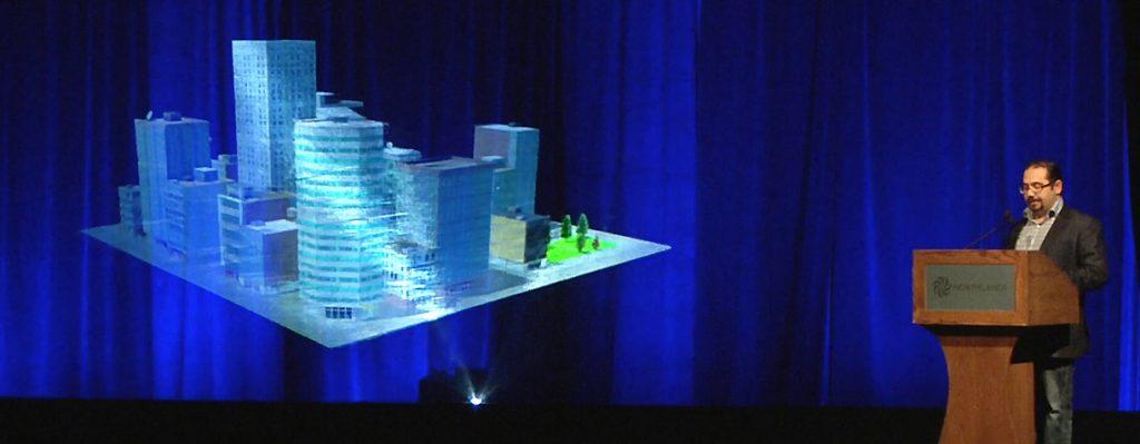 hologram-projector