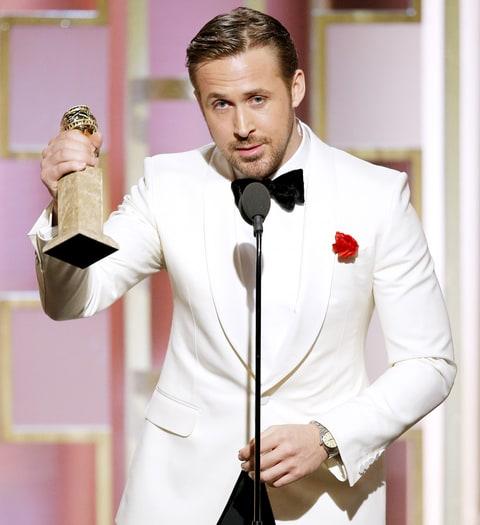 Golden Globes good lighting